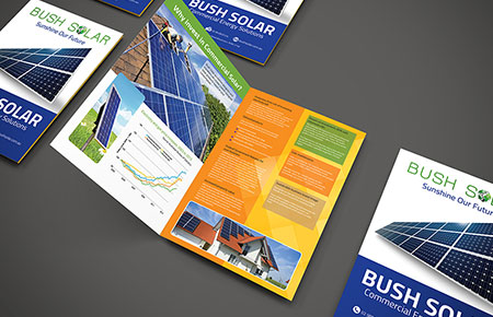 Bush Solar Catalogue