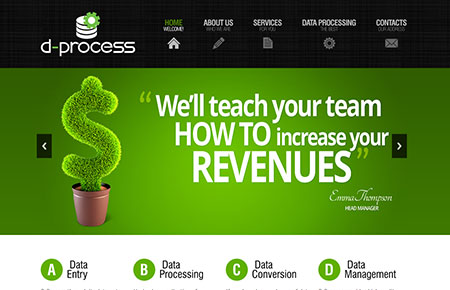 D-Process Website