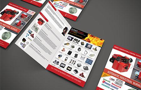 ECCS Burners Catalogue