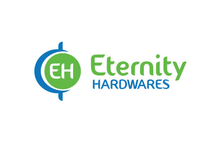 Eternity Hardwares Logo