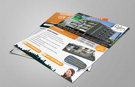 Mainstreet Buildcon Leaflet