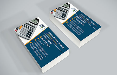 Rohtas Mittal Business Card