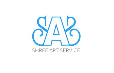 Shree Art Service Logo