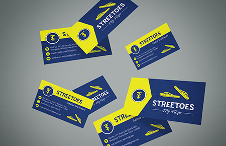 Streetoes Business Card