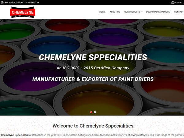 Chemelyne Sppecialities