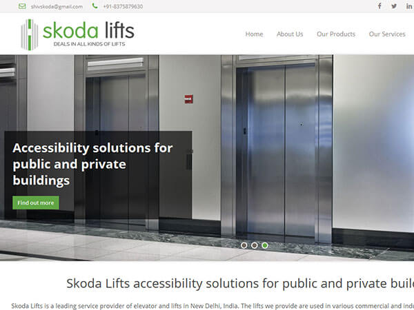 Skoda Lifts